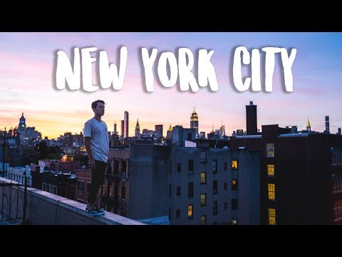 TRAVELING for FREE in NYC!