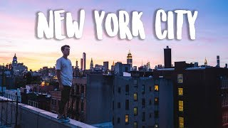 New York City Travel Guide | FREE HACKS
