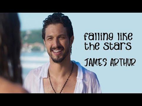 James Arthur - Falling Like The Stars Tradução Bom Sucesso