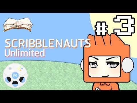เรียนภาษาอังกฤษจากเกม Scribblenauts Unlimited (3) - ขีดๆ เขียนๆ โรงเรียนหมอ