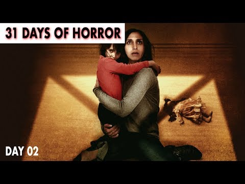 UNDER THE SHADOW (2016) | 31 DAYS OF HORROR 2019 | DAY 2