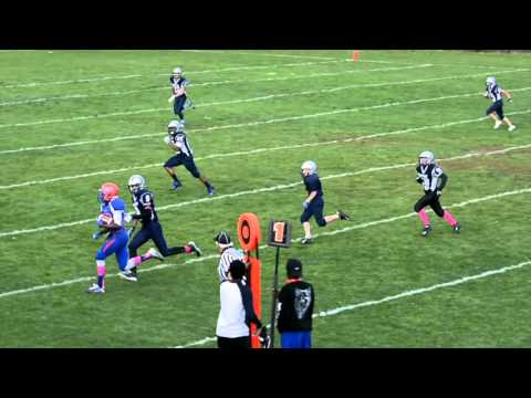 St. Stephen C.S.S. @ Donald A. Wilson S.S. - Oct 8, 2015 Game Highlights