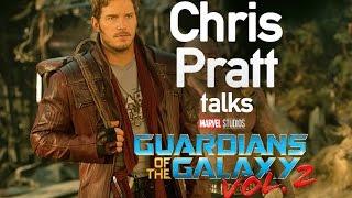 Chris Pratt interviewed by Simon Mayo