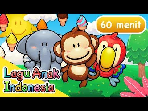 Lagu Anak Indonesia Balita 60 Menit