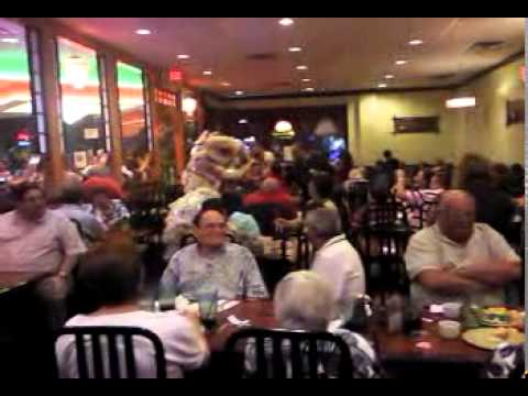 Lion Dance for Chinese New Year 2011 1 of 2