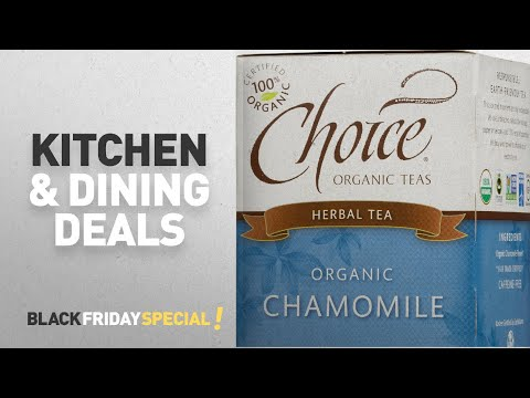 Black Friday Kitchen & Dining By Choice Organic // Amazon Black Friday Countdown