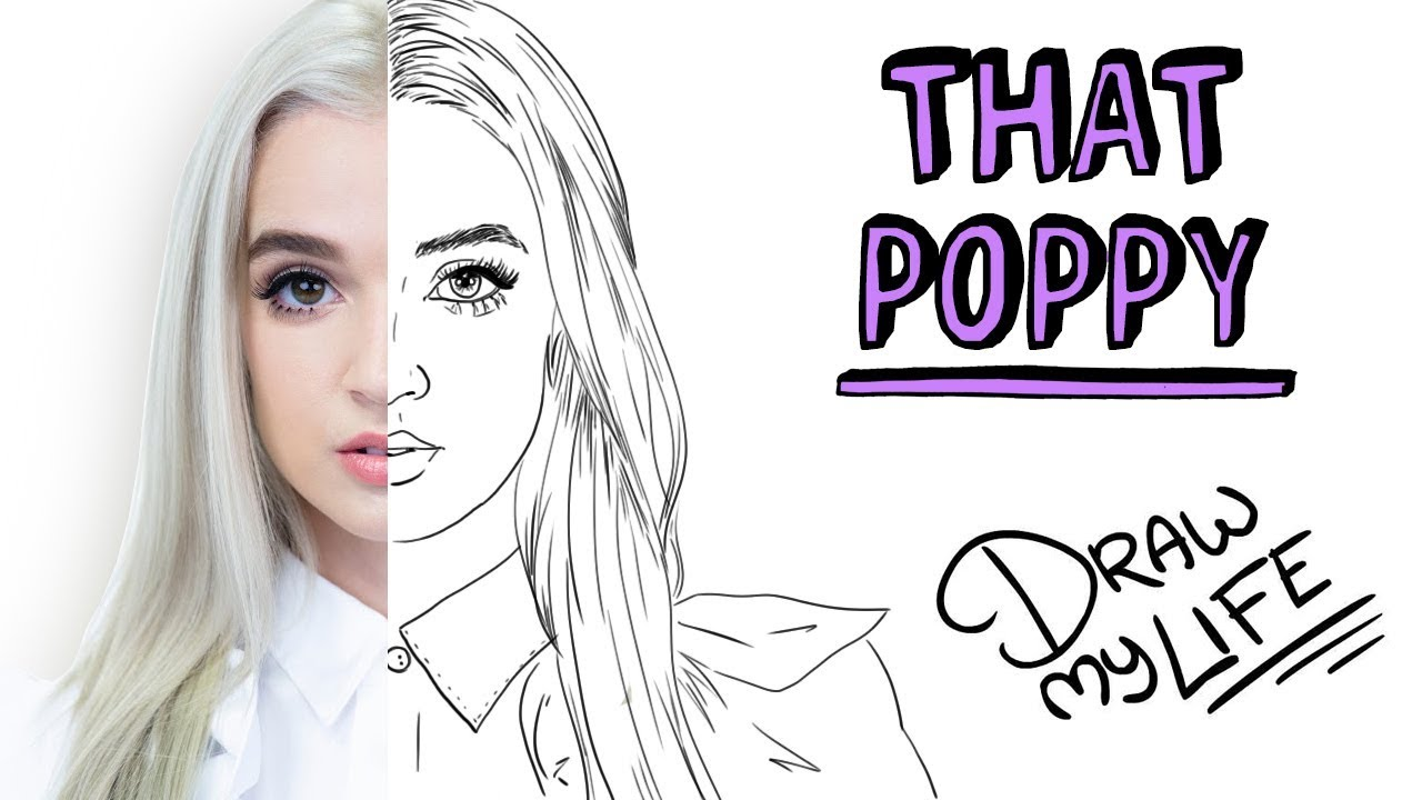 EL MISTERIOSO CASO DE THAT POPPY ¿Qué es? | Draw My Life