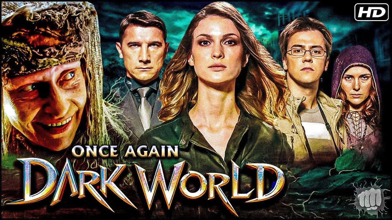 Once Again Dark World Full Hindi Dubbed Movie | New Hollywood Action Movie | Thriller Movies
