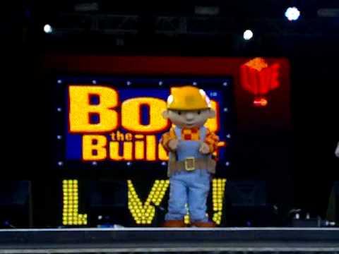 bob the builder bob der baumeister west end live 2011. Black Bedroom Furniture Sets. Home Design Ideas