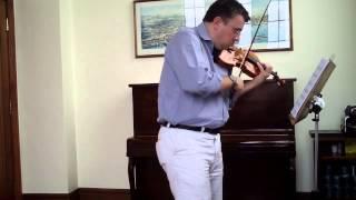 Cerelli - Capriccio For Solo Violin N. 10
