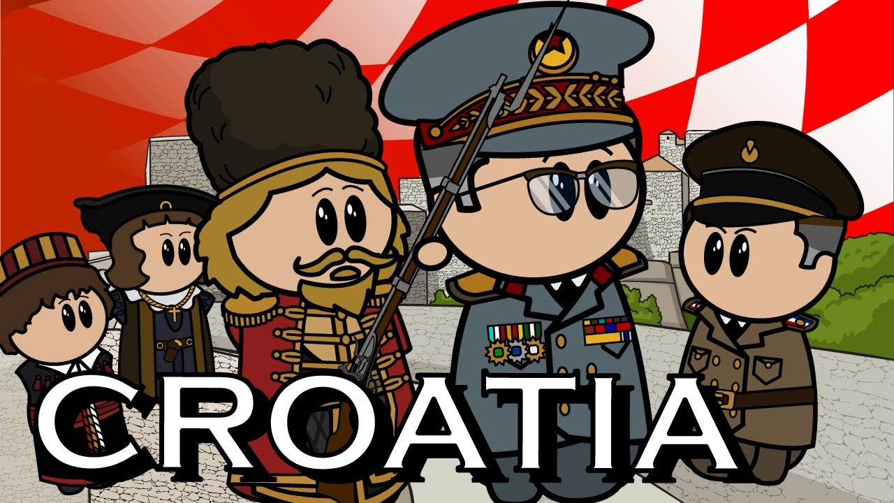 Download The Animated History of Croatia
