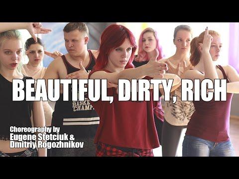 Lady Gaga / Beautiful, Dirty, Rich / Original Choreography