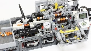 LEGO GBC module : Ball Cleaner  BC-T70 with EV3