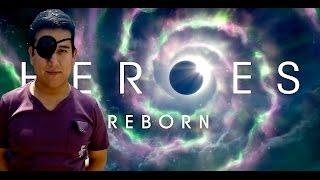 Heroes Reborn Dark Matters es genial ¯\_(ツ)_/¯