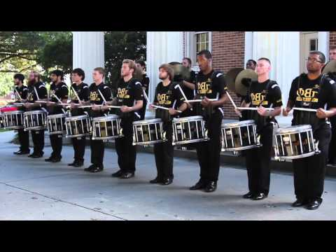 Pride Jam -2014 University of Southern Mississippi Drum Line