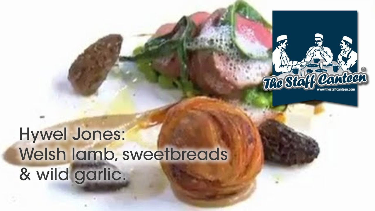 how to cook lamb sweetbreads
