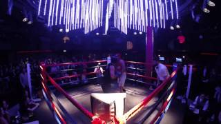 Ultra White Collar Boxing Milton Keynes | Fight 12