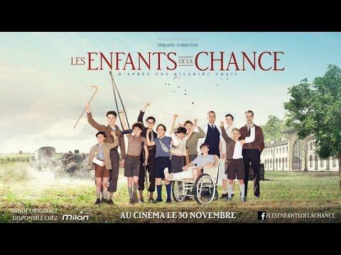 Adrien Bekerman - Les Bergers Allemands - Les Enfants de la Chance (Bande Originale du film)