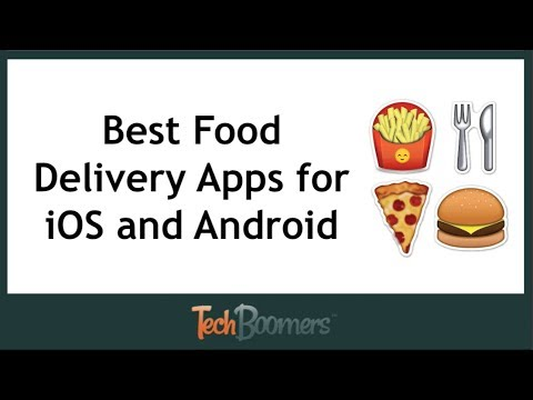 Best Food Delivery Apps For IOS And Android