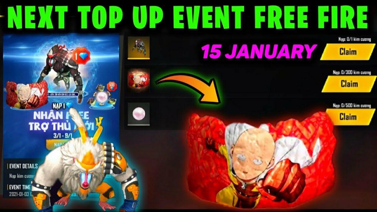 Next Topup Event Free Fire Free Fire Next Topup Event Rasmic Raaz Youtube
