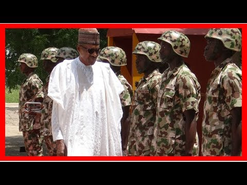 Nigeria : le président Buhari briguera un second mandat en2019