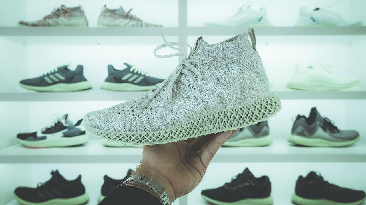 Adidas Consortium 4D Mid \