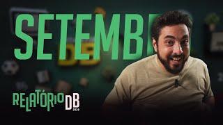 RELATÓRIO DB - SETEMBRO 2020