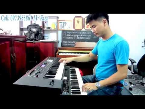 Đàn Organ Nhạc Trữ Tình Dễ Ngủ Và Âm Thanh Tự Nhiên Nửa Giờ - Nguyễn Kiên