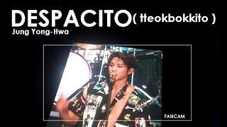 Video DESPACITO - Jung Yong-Hwa Version (tteokbokkito) CNBlue Between Us Jakarta download MP3, 3GP, MP4, WEBM, AVI, FLV November 2017