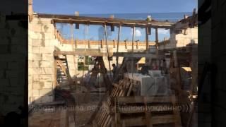 Опыт строительство  дома из газосиликатных блоков(Видео 3., 2016-03-06T14:42:00.000Z)