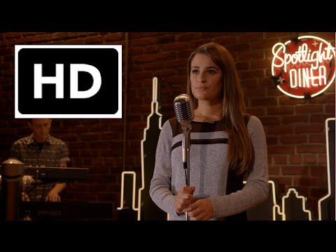Glee glitter in the air full performance (hd)
