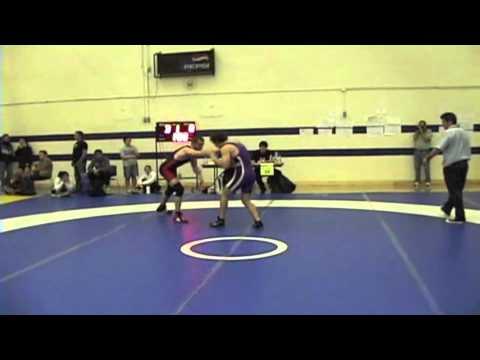 2008 University of Toronto Open: 68 kg Nic Gavel vs. Andy Ross