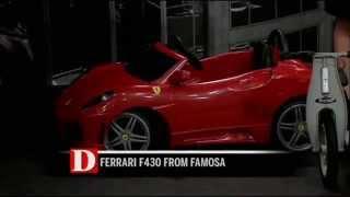 Onlinekinderspeelgoed | Ferrari F430 Feber
