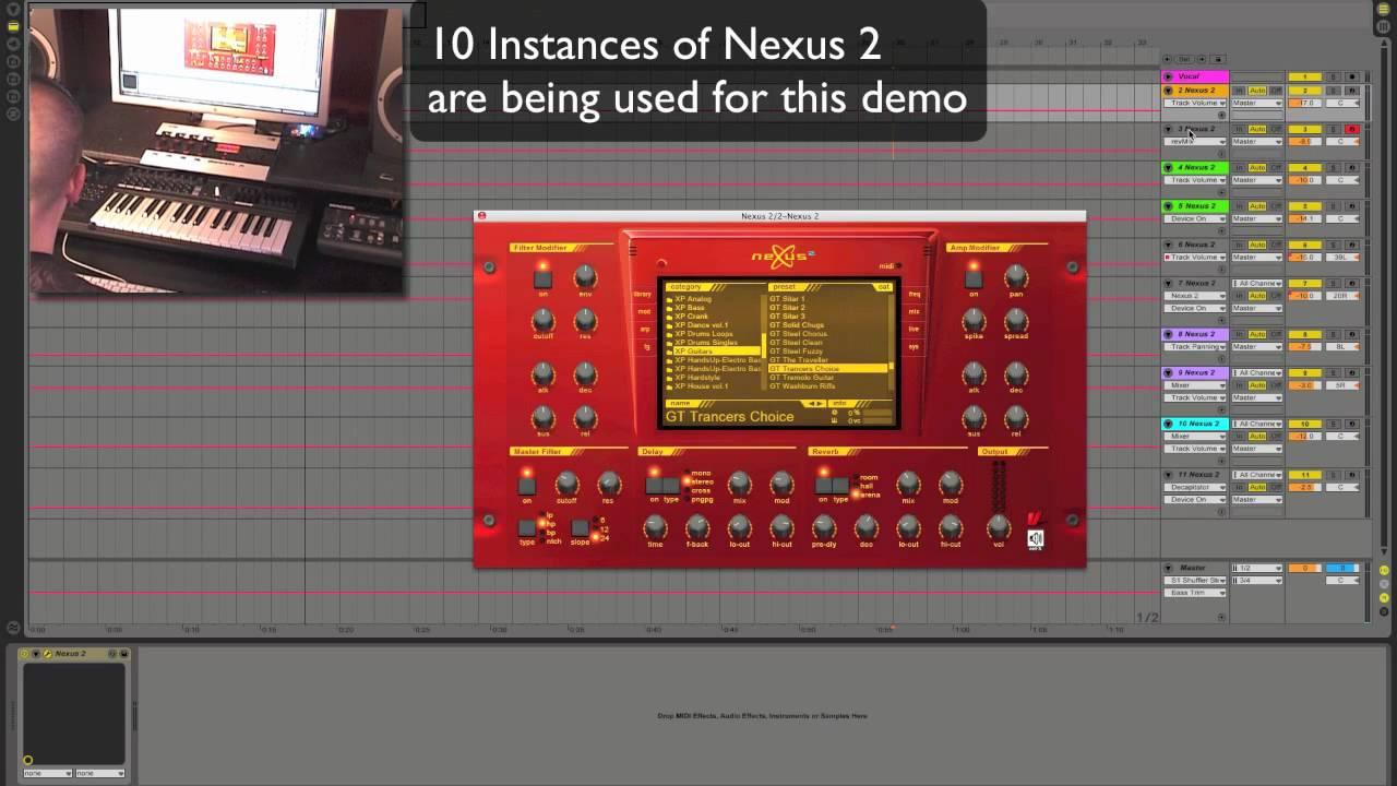 FREE DOWNLOAD - NEXUS VST - NEXUS 2 VSTI | FL Studio Star