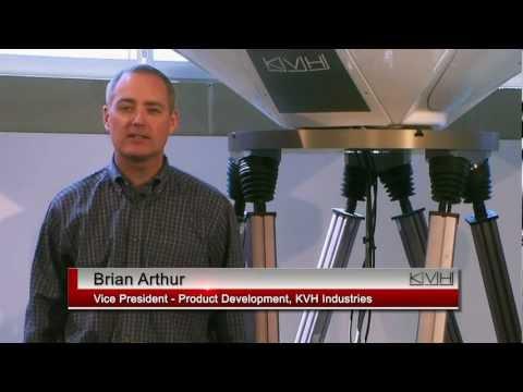 Extreme Testing: KVH Satellite Antennas Take a Wild Ride