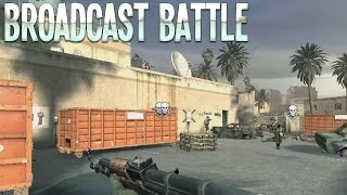 Broadcast Battle (Call of Duty 4)