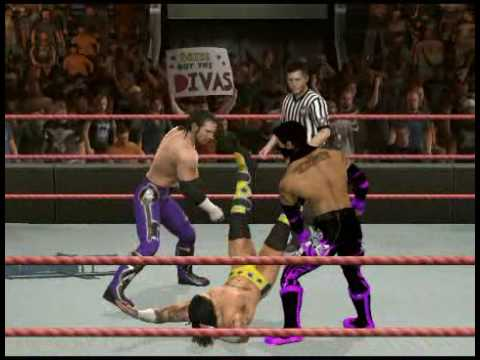 WWE SmackDown vs. RAW 2010 11/26/09 13:17