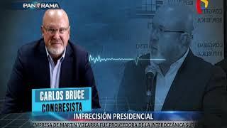 Imprecisión presidencial: La empresa de Martín Vizcarra y la Interoceánica Sur