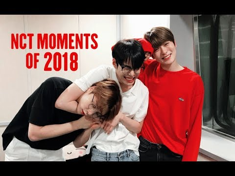 some of my favorite nct moments of 2018