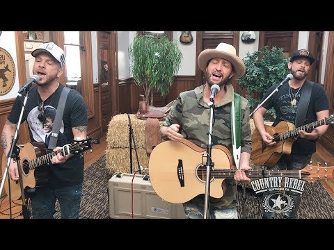 LOCASH - 'Waterfalls' TLC Cover // Country Rebel HQ Session