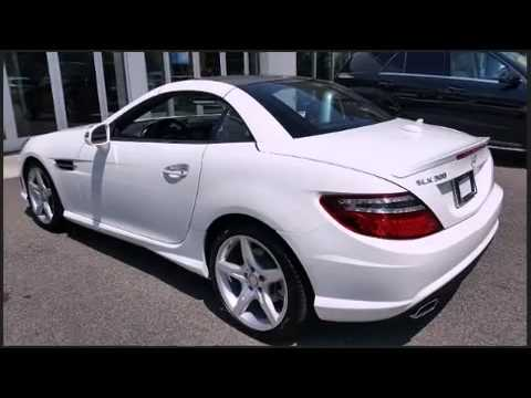 2016 mercedes benz slk class slk300 sport youtube. Black Bedroom Furniture Sets. Home Design Ideas