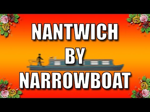 Nantwich To Hurleston Junction - A Narrowboat Journey On The Shropshire Union Canal.
