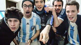 Argentina 2 Chile 1 | Copa America 2016 | Amigos