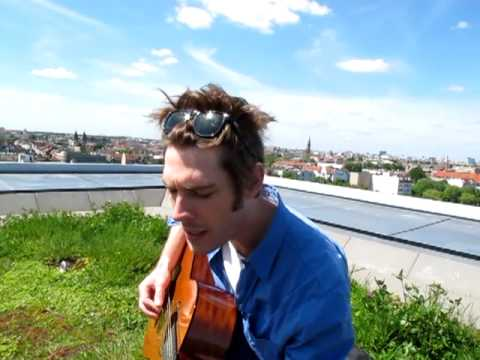 Music video Michael Squire - New Town Blues
