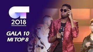 OT 2018 (GALA 10) | MI TOP 8