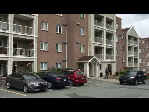 FOR RENT - 15 Langbrae Drive, suite 413, Halifax, Nova Scotia narrated video tour