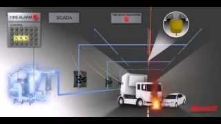 видео Технология пожаротушения «water mist»