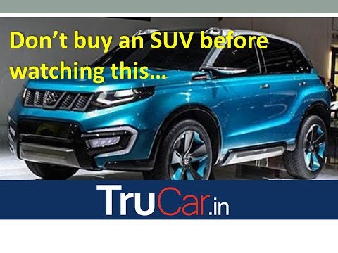 Top 7 SUVs Upcoming to India in 2017 18, in every Price Segment   Trucar