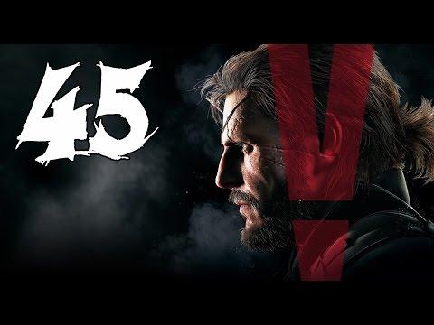 Metal Gear Solid V: Phantom Pain - Gameplay Walkthrough Part 45: Hunting Down