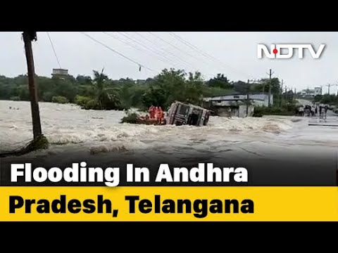 Hyderabad Rain: Old City Colonies Flooded, Cars Submerged